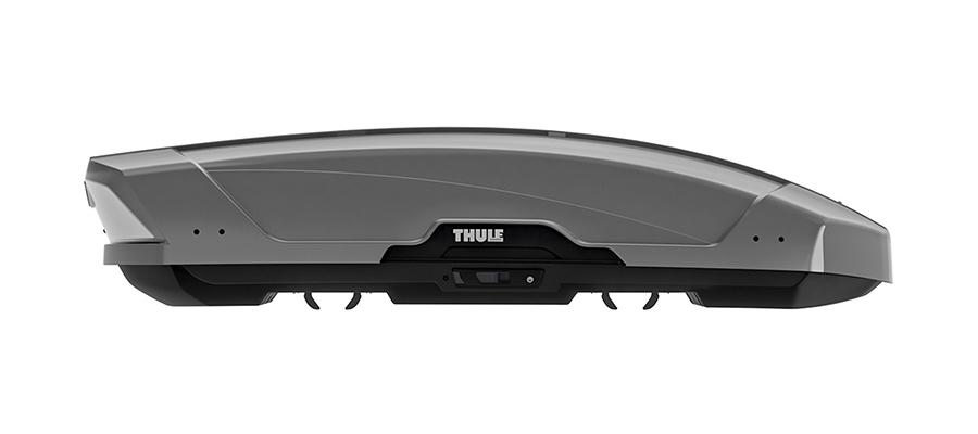 Example Thule Roof Box Medium Size