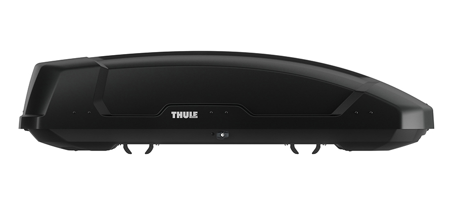 Example Thule Roof Box Big Size
